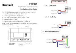 honeywell thermostat rth2300 rth221 wiring wiring diagram for honeywell rth2300b wiring diagram 33 wiring diagram honeywell thermostat wiring guide honeywell digital thermostat wiring