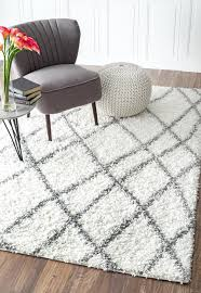 area rugs extraordinary grey plush rug grey faux fur rug