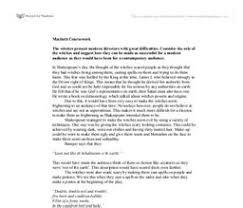A Star Essay On Macbeth Essay Services Reviews