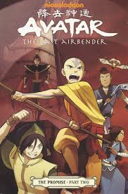 avatar the last airbender vol the promise part review