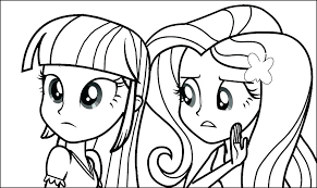 Equestria Girls Rainbow Rocks Coloring Pages My Little Pony Pinkie