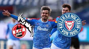Die kieler sportvereinigung holstein von 1900 e. Relegation 2021 Koln Droht Der Abstieg Holstein Kiel Legt Vor Das Spiel Im Ticker Zum Nachlesen Goal Com