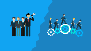 Effective Employee Management Strategy Enchanting What's The Difference Between Leadership And Management