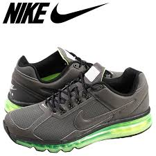 nike nike air max 2016 leather sneakers air max leather 2016 x mesh mens 599455