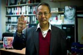 Dr Sein Win, Burma's Prime Minister-in-Exile, Stands in Solidarity with Political Prisoners   ABHAYA: BURMA'S FEARLESSNESS