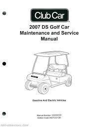 club car ignition switch wiring diagram wiring diagram Ignition Switch Diagram club car ignition switch wiring diagram to 2007 ds golf gas and electric cart service manual jpg ignition switch diagram pdf