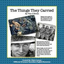 sample the things they carried essay prompts warm up now to write an study guide to history the things they carried in the beginning of the series on norman bowker i am struck by the contrast in