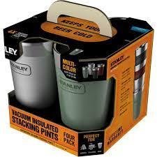 Stanley 4 Pack Pint Glass | MEC