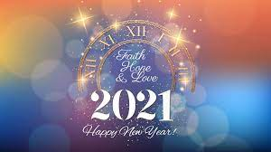 Best HD Happy New Year 2021 Wallpapers ...