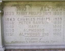 Fanny (Phelps) Taft (1823-1852) | WikiTree FREE Family Tree