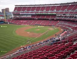 The Stylish Great American Ballpark Seating Chart Seating