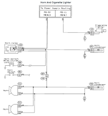 horn wiring 95 impreza 1990 to present legacy impreza outback here s the diagram for the horn circuit for a 96 impreza but i bet it s the same