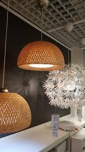 Pendant Lamp Böja Rattan Bamboo In 2019 Home Bamboo Lamp