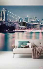 Fototapete No 1929 Vlies New York Tapete Skyline Fenster Beim