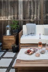 Outdoor Living Room A California Outdoor Living Room Hej Doll Travel Blogger