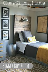 Male Bedroom Decorating 17 Best Ideas About Boys Industrial Bedroom On Pinterest