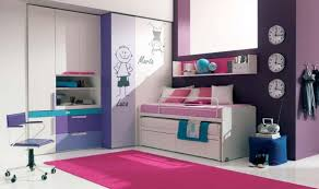 cool teenage furniture. Cool Pink Teenage Girls Bedrooms With Modern Furniture From Dielle F
