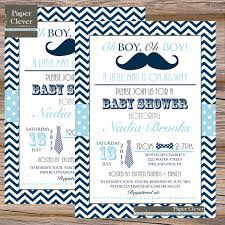 Mustache And Bow Tie Baby Shower Invitations As Well As Bow Tie And Mustache Baby Shower