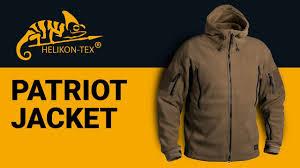 Patriot Jacket Double Fleece