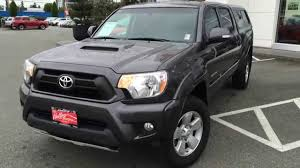 SOLD) 2013 Toyota Tacoma TRD Sport Preview, At Valley Toyota Scion ...