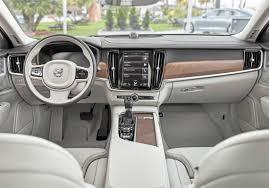 Driver's Seat: Volvo S90 an elegant, powerful, luxurious sedan ...