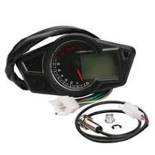 eBay #Sponsored <b>12V DC</b> LED Digital <b>Motorcycle Odometer</b> ...