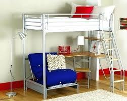 metal bunk bed with desk bunk bed with desk below loft bed with desk full size loft bed with desk underneath would stylish full size metal bunk bed desk