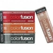 Details About Redken Color Fusion