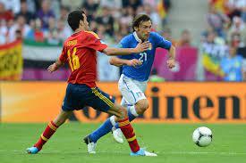 Spain vs. Italy Euro 2012: Why Andrea ...