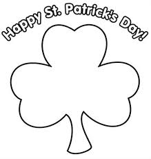 Happy St Patrick S Day Printable