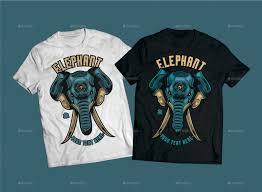 Elephant Shirt Design Elephant T Shirt Design