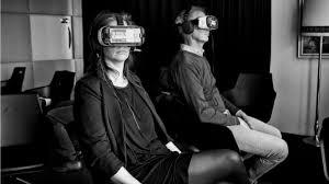rencontre virtuelle au futur