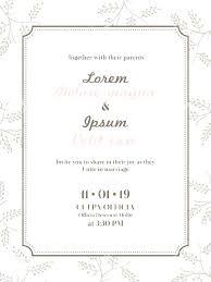 Formal Invite Formal Invitation Cards Classy Birthday Invitation Templates Black