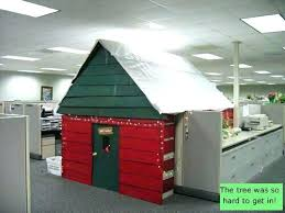images work christmas decorating. Cubicle Christmas Decorating Ideas Work A Office  Holiday Images