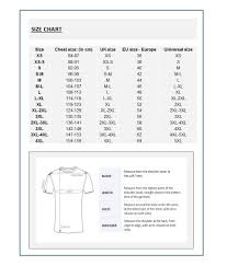 3xl Shirt Size Chart Mens T Shirt Size Chart India Rldm