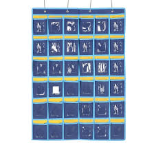 Chart Holder For Classroom Shop Numbered Classroom Pocket Chart Cell Phones Holder Door