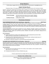 Resume Outside Sales Resume Examples Rep Sample Pharmaceutical