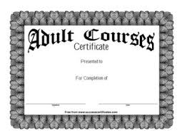 free training completion certificate templates course completion certificate template course completion