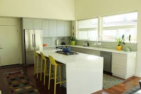 decorating a contemporary kitchen