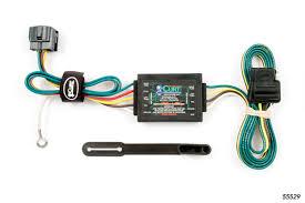 kia sportage 2005 2010 wiring kit harness curt mfg 55529 2009 kia sportage trailer wiring kit 2005 2010 by curt mfg 55529