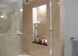 delightful recessed bathroom shelves with slipstreemaero com interior