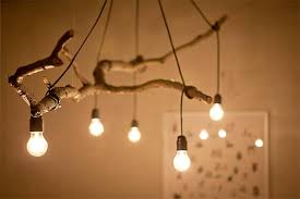 tree branch chandelier by mode lina