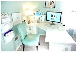 shabby chic office chairs. Shabby Chic Office Chair White Furniture With Aqua Walls And Ideas Chairs