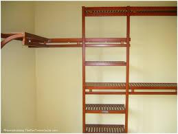 Creative Shelf Shelf Design Charming Closet Shelf Plans Closet Organizers