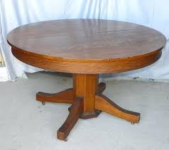 round oak dining tables adorable antique and vintage old expandable wooden table at australia round oak dining tables