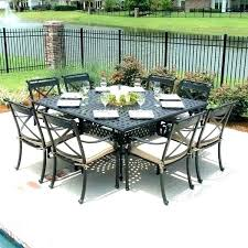 8 person patio table 8 person outdoor dining set 8 person outdoor dining table elegant cushion 8 person patio table