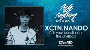 ask me anything live in seatle xctn nando the international 7