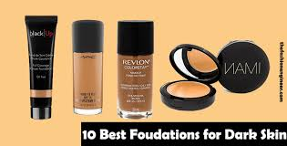 best foundation for women of color black women makeup tips