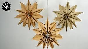 Butterbrotpapier Sterne Vorlage Genial Diy Weihnachtsdeko