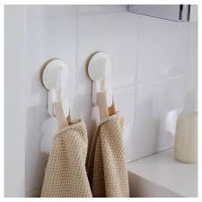 Bathroom Suction Hooks Stugvik Hook With Suction Cup Ikea